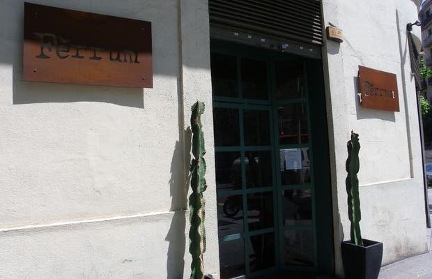 Restaurante Ferrum