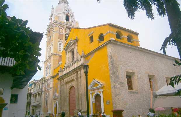 Catedral Santa Catalina de Alejandría, Colombia