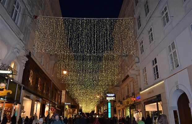 Calle Kohlmarkt