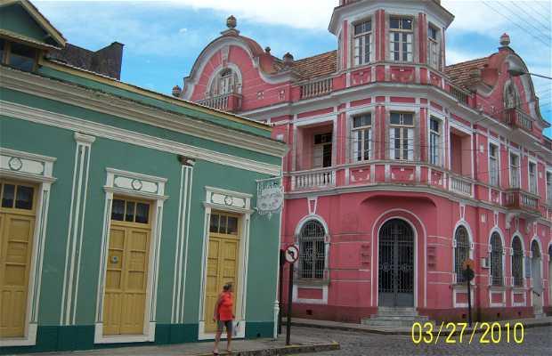 Centre Historique de Laguna