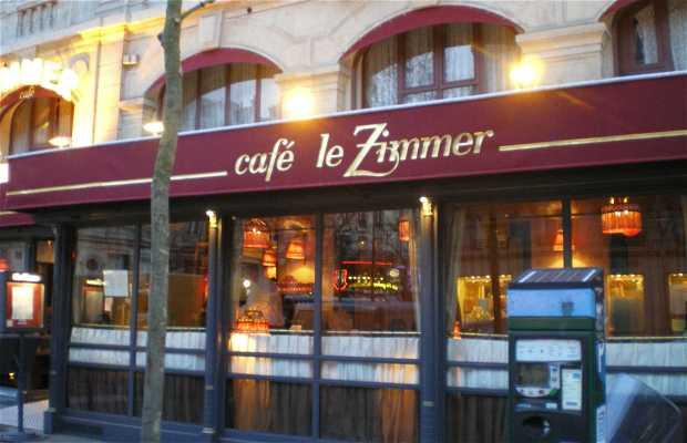 Zimmer Cafe