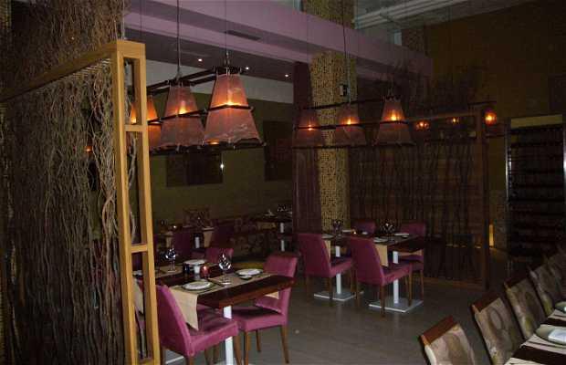 Restaurante Golden Seal, Asian Cuisine