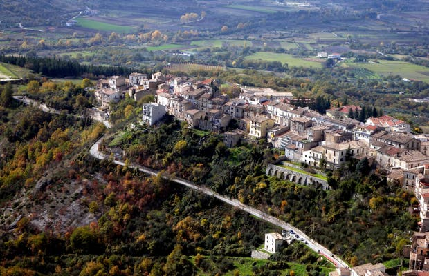 Pacentro, il magico Borgo Medievale