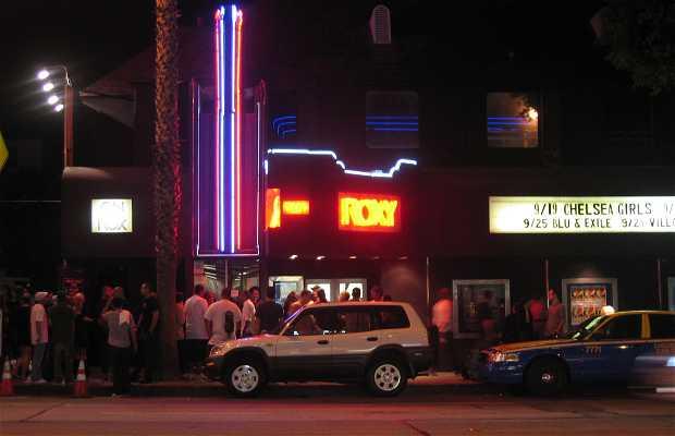 The Roxy Theater di Los Angeles