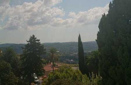 Vista sobre Grasse