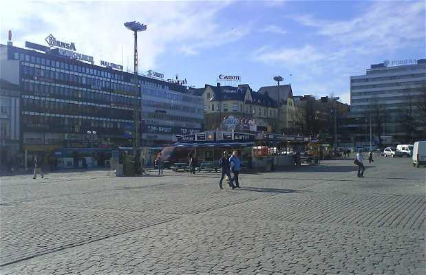 Centro histórico de Turku