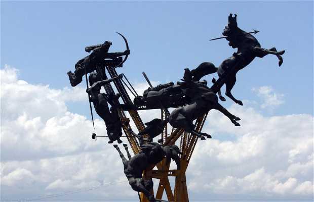 Monumento La Gaitana