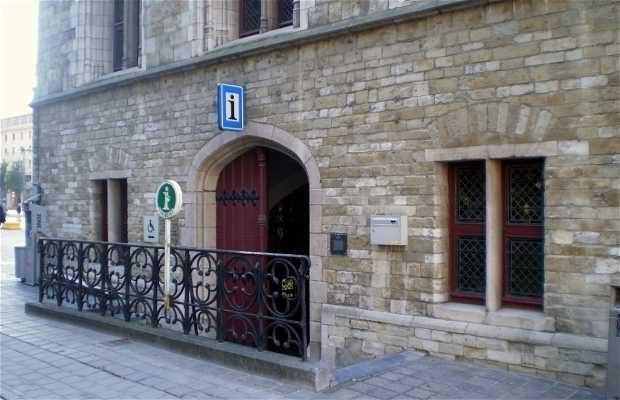 Oficina de Turismo de Gante