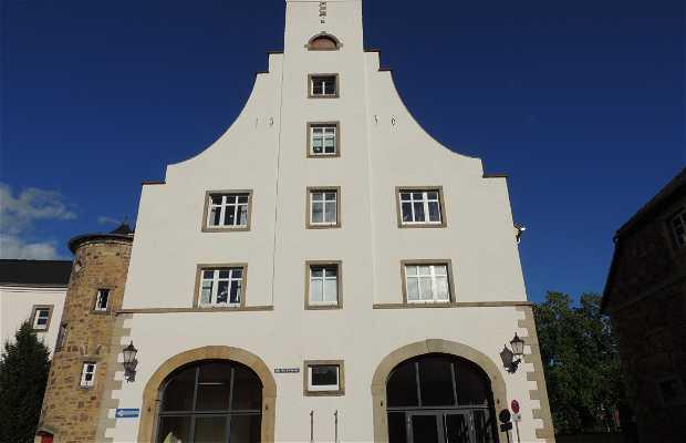 Alte Feuerwache - Antigua Estación de Bomberos