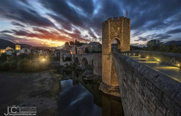 Pont Vell de Besalú