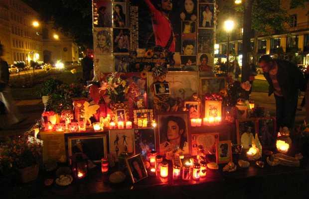 Memorial de Michael Jackson