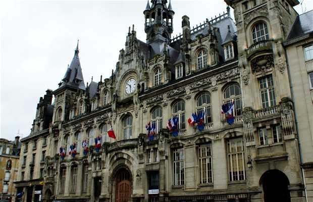 Ayuntamiento de Mézière