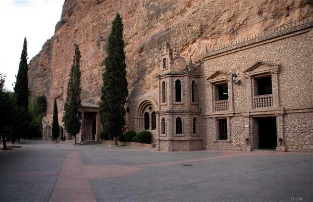Santuario Vergine della Speranza a Calasparra in Spagna