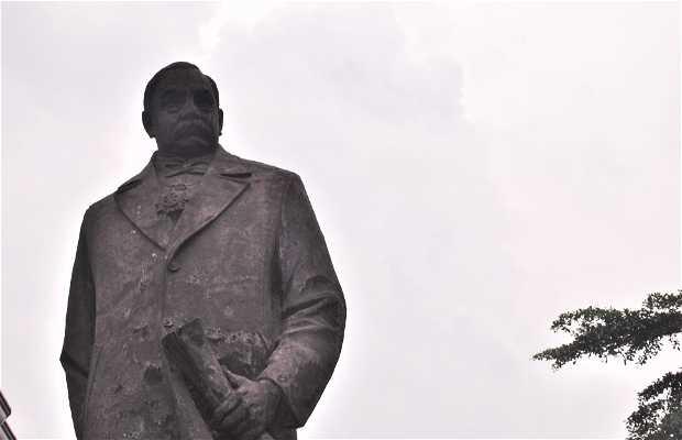 Statue de Tien Yow-Jieme