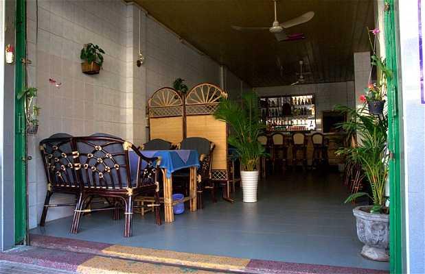 Restaurante Angkor Thom