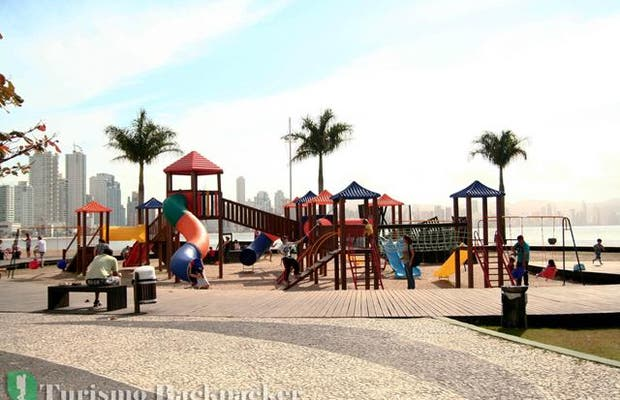 Playground at Barra Sul
