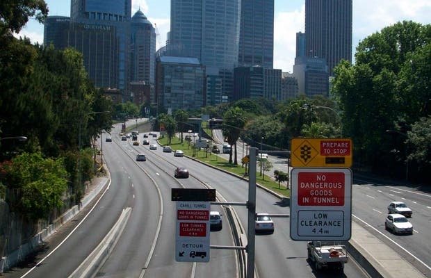Sydney CBD et côte NSW