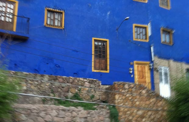 Calles Guanajuatenses