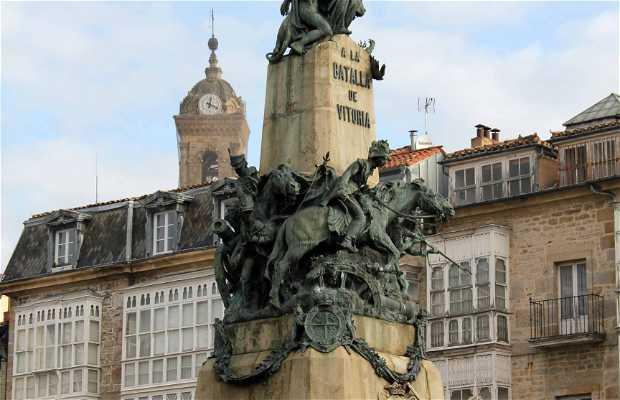 Monumento alla Battaglia di Vitoria
