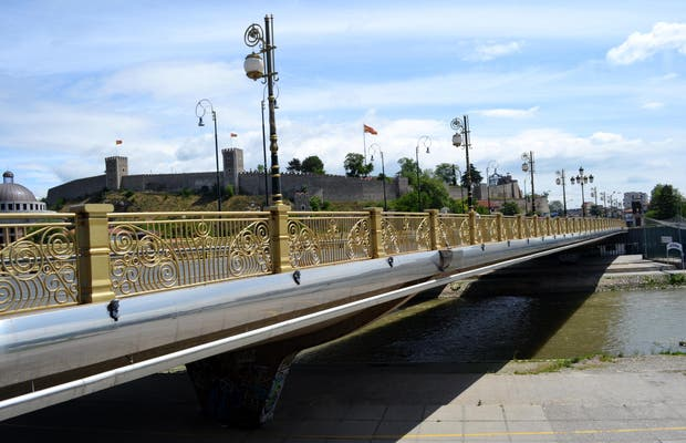Ponte di Goce Dolcev