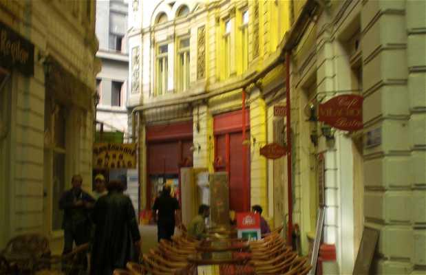 Passaggio Macca Villacrosse a Bucarest