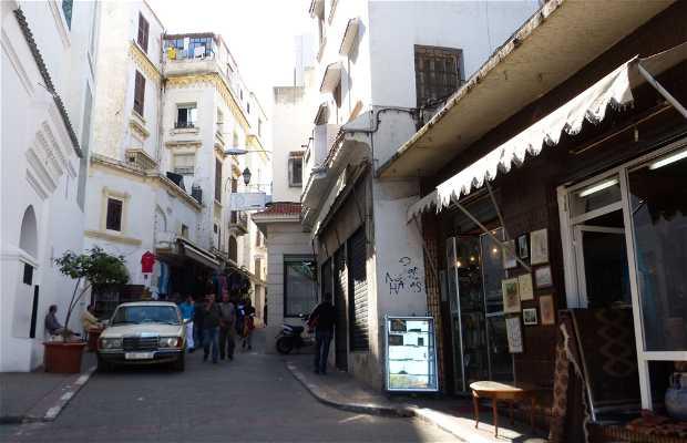 Rue de la Marine