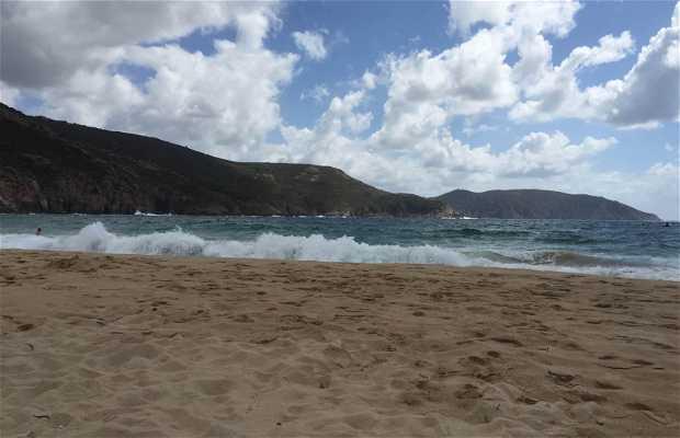 Playa de Arone