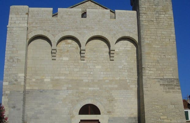 Eglise des Saintes Maries de la Mer