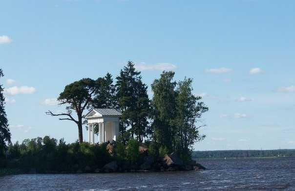 Parc « Monrepos » de Vyborg