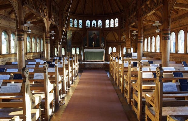 Iglesia St. Olaf