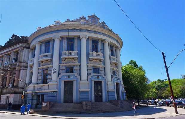 Prédios Históricos da UFRGS - Campus Centro