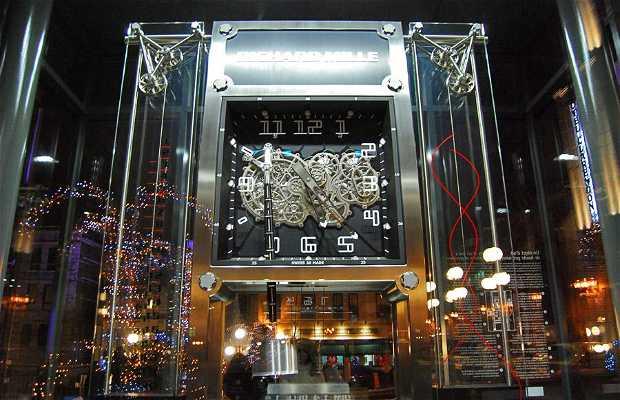 Relógio de Jura