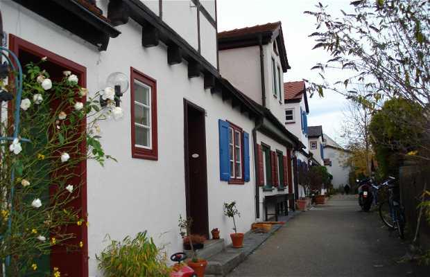 Casas da muralha