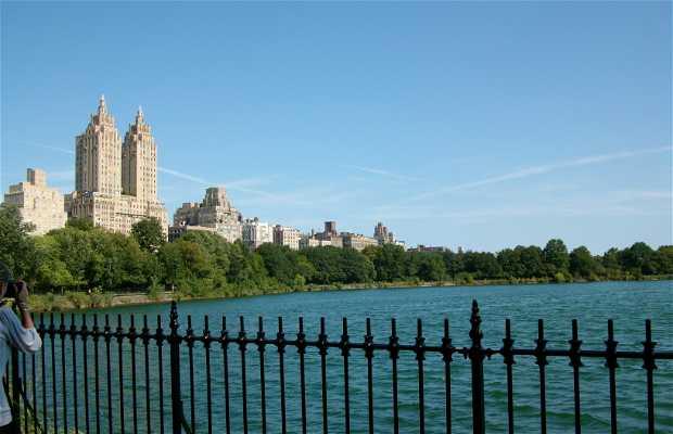Le lac de Central park