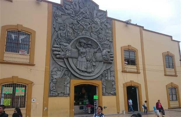 Mercado Benito Juaréz