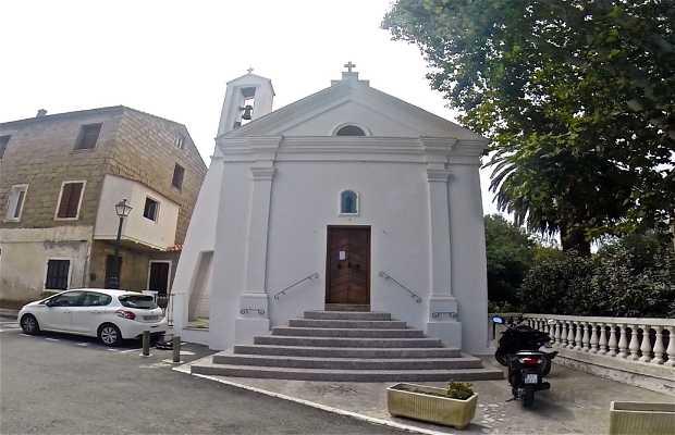 Iglesia de Campomoro