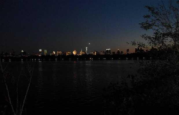 Vista desde Central Park