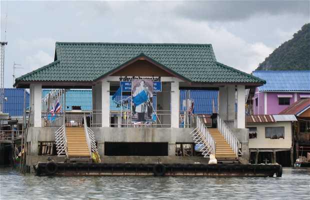 Pueblo Flotante de Koh Panyee