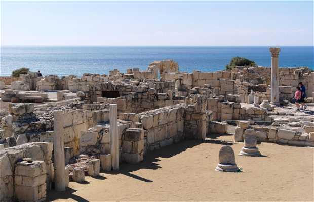 Yacimiento Arqueológico de Kourion (Limassol)