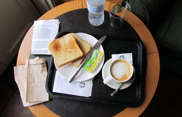Starbucks-Belém