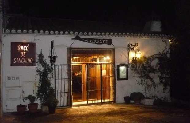 Restaurante El Racó de Sanguino