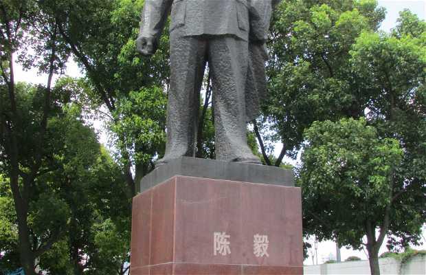 Estátua de Chen Yi