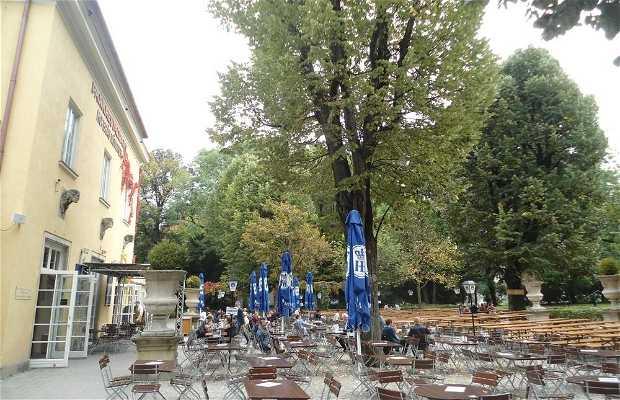 Park-café Biergarten