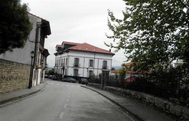 Casas Gemelas de Florencio Noriega