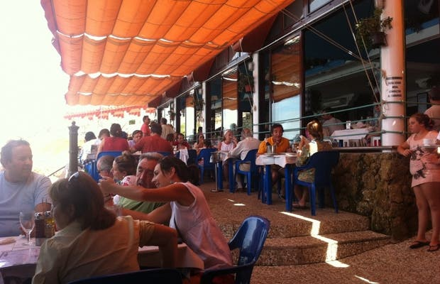 Restaurante Las Canteras