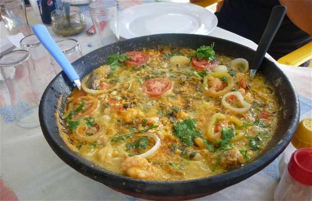 Restaurante Ancoradouro Nego Gato