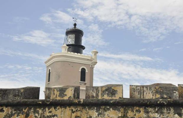 Phare del fuerte de San Felipe del Morro