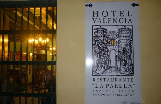 Restaurante La Paella