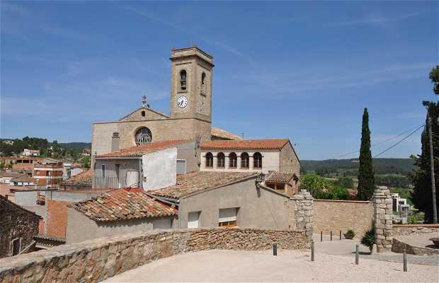 Iglesia Parroquial de Sant Martí de Tous