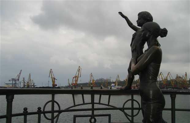 Porto di Odessa, Ucraina